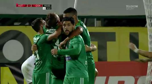 3. Forduló FC ASTRA GIURGIU 2 - 2 SEPSI OSK