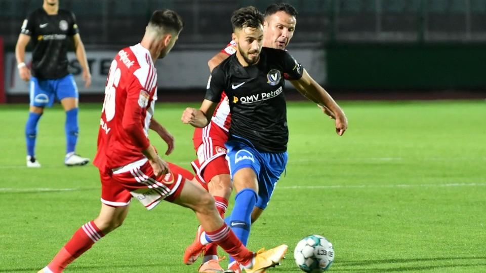 4. Forduló Sepsi OSK 1–1 FC Viitorul