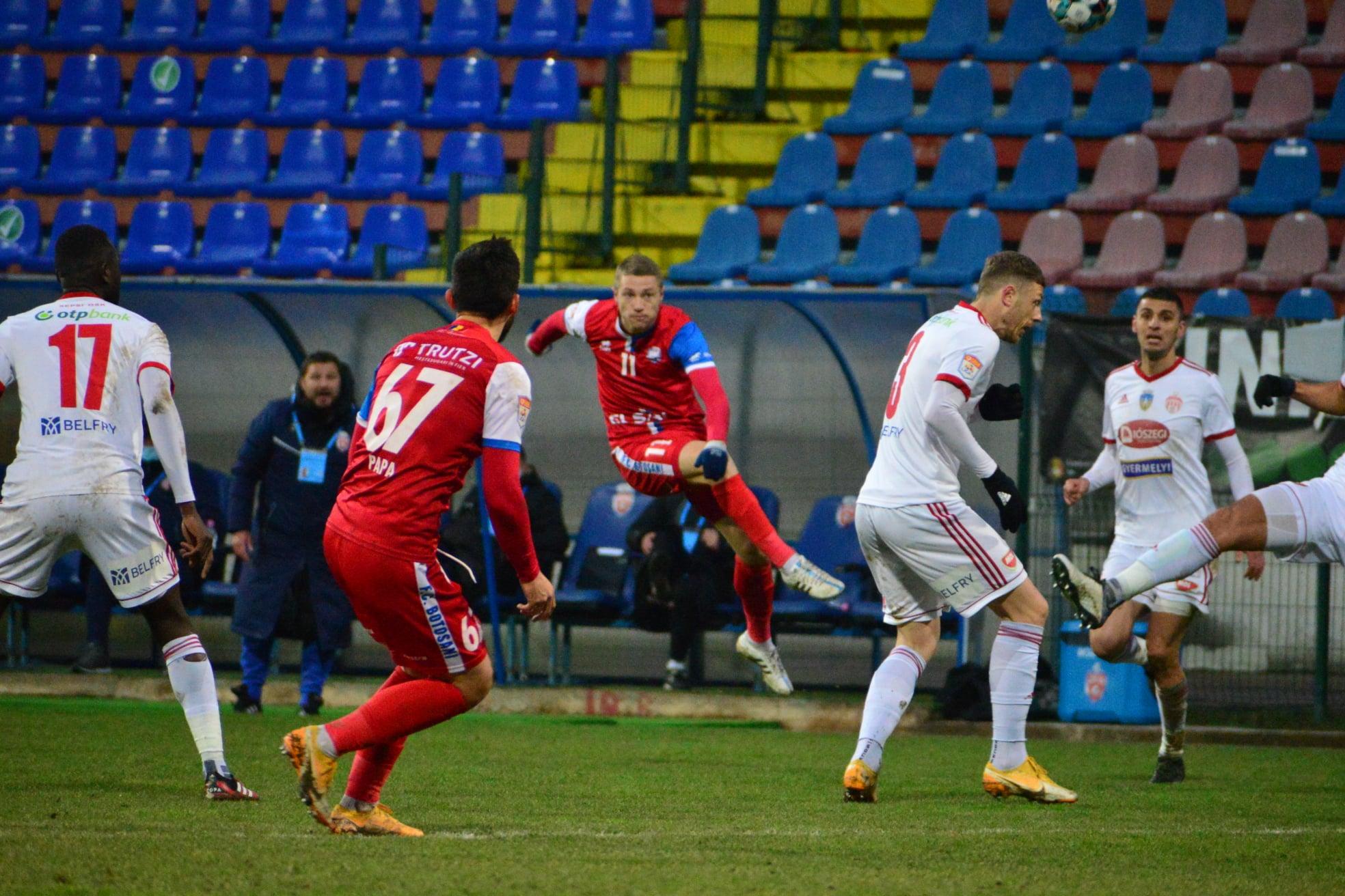 Etapa 27. FC BOTOŞANI 1 - 2 SEPSI OSK