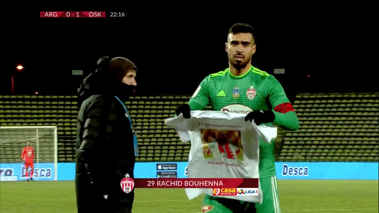 Etapa 21. FC ARGEȘ PITEȘTI 1 - 1 SEPSI OSK