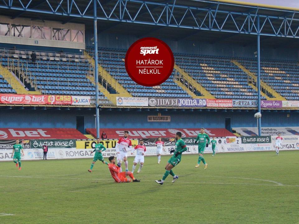 Etapa 25. FC HERMANN STADT 1 - 2 SEPSI OSK