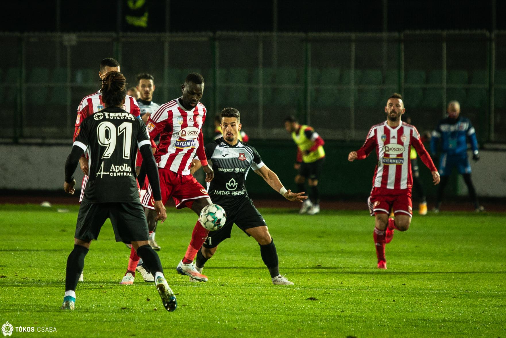 10. forduló SEPSI OSK 1 - 1 FC Hermannstadt