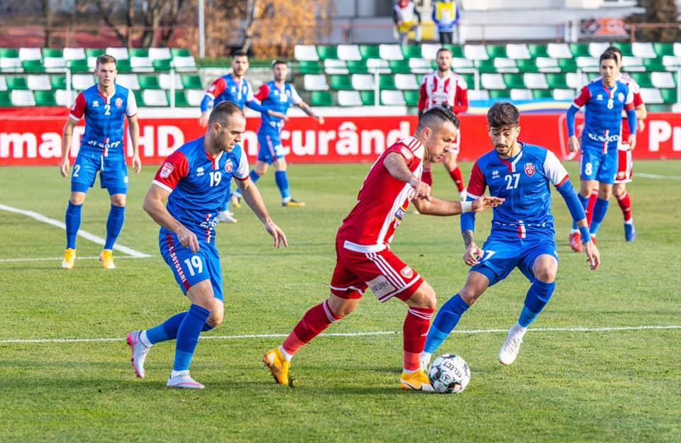 12. forduló SEPSI OSK 2 - 2 FC BOTOŞANI