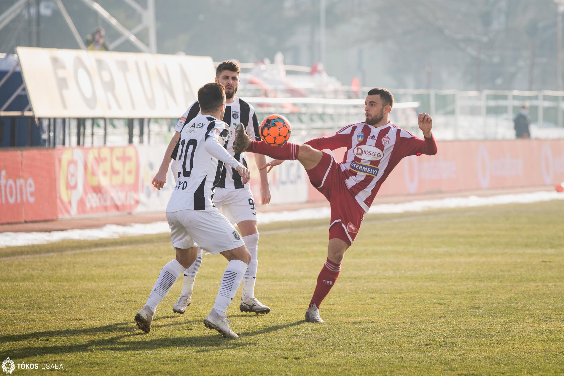 Etapa 18. SEPSI OSK 4 - 1 FC ASTRA GIURGIU