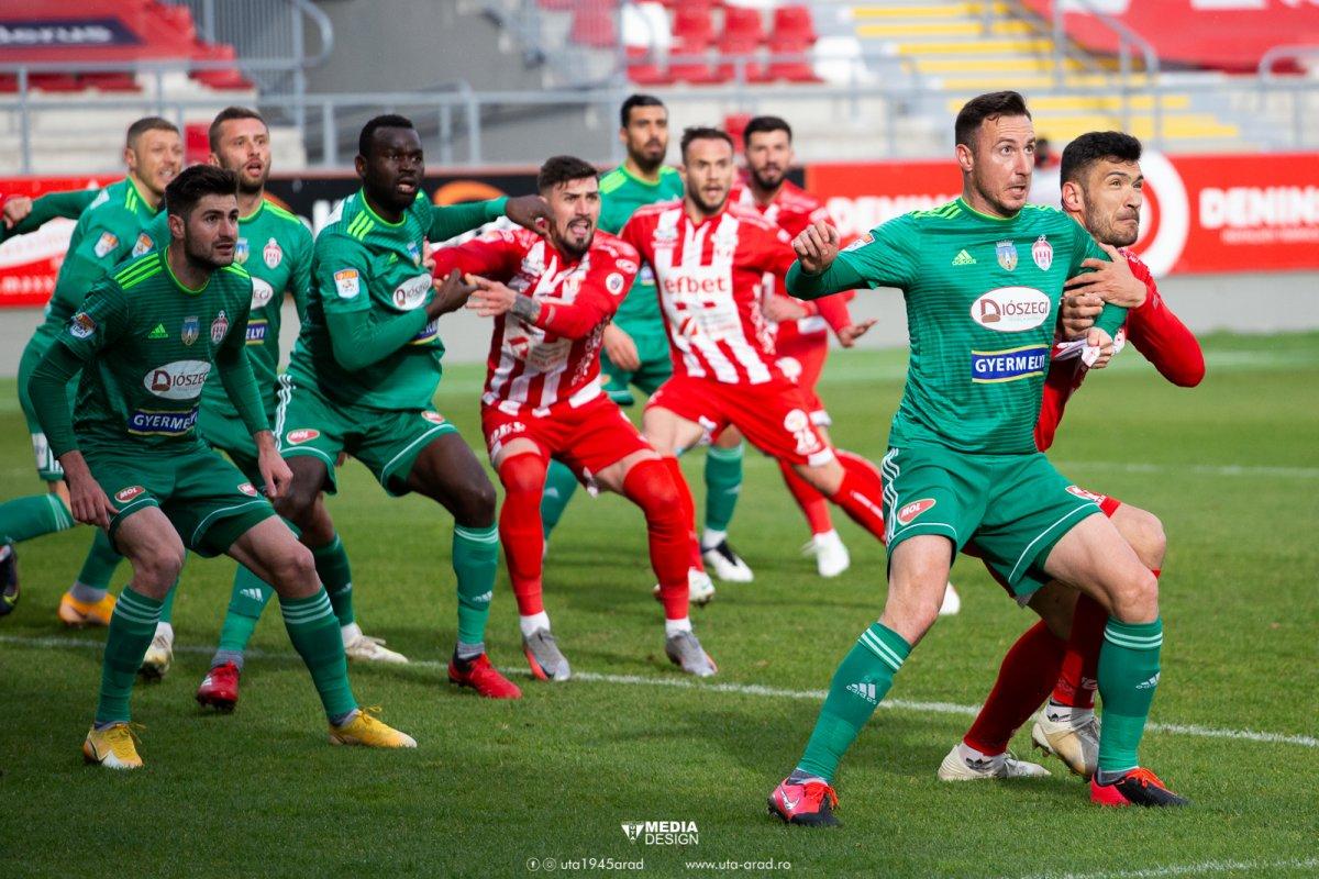 Etapa 29. FC UTA ARAD 2 - 0 SEPSI OSK