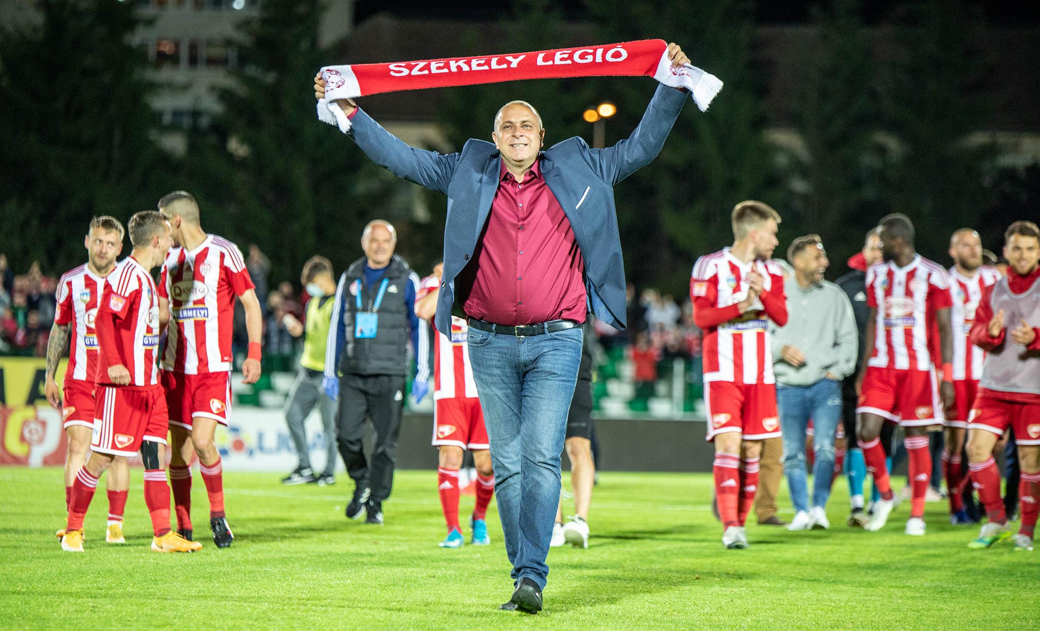 SEPSI OSK 1 - 0 FC Viitorul Constanța