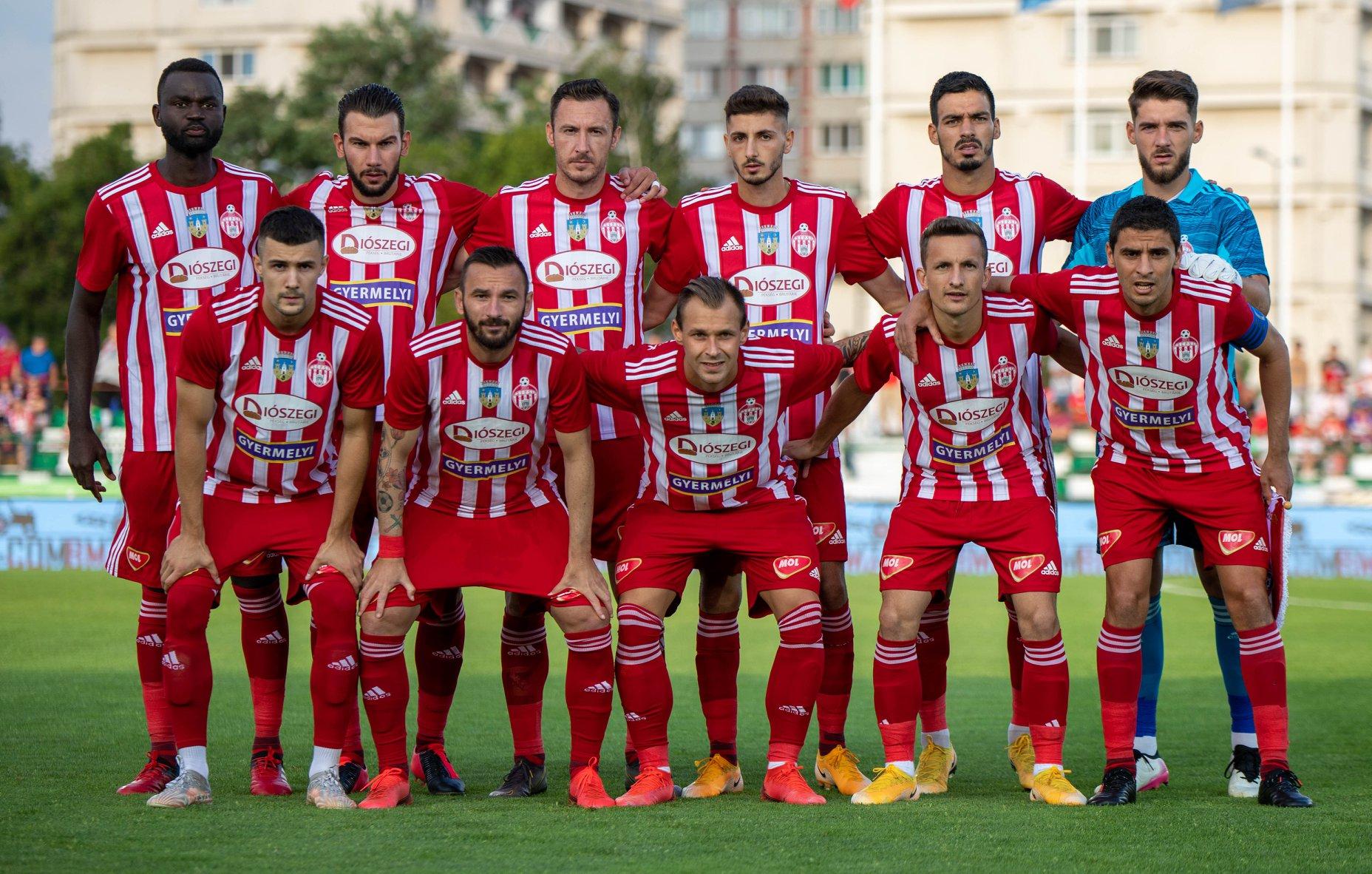 UEFA - SEPSI OSK 4 - 5 FC Spartak Trnava