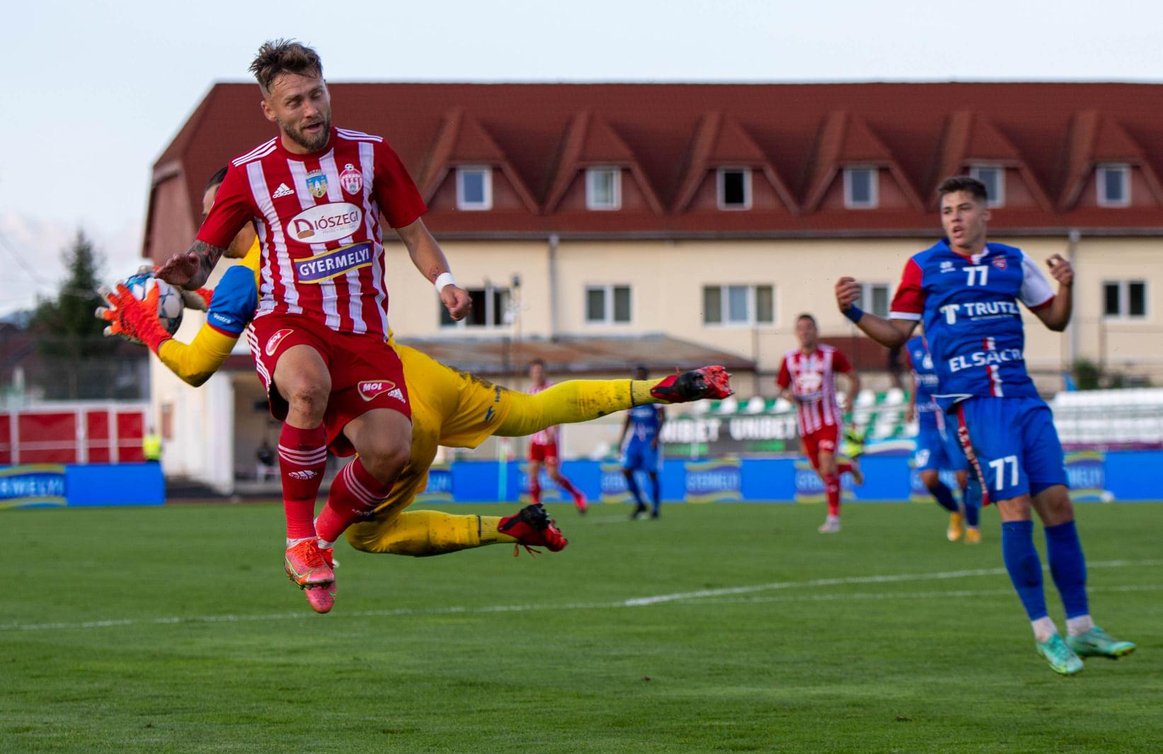 7. Forduló SEPSI OSK 1 - 1 FC Botoşani
