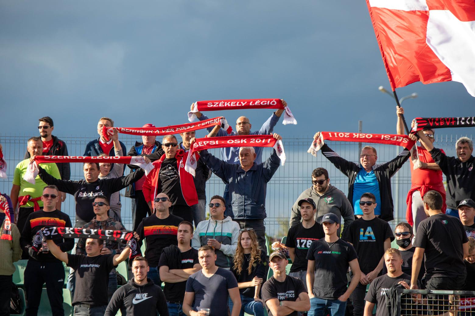 9. Forduló SEPSI OSK 0 - 0 FC UTA ARAD