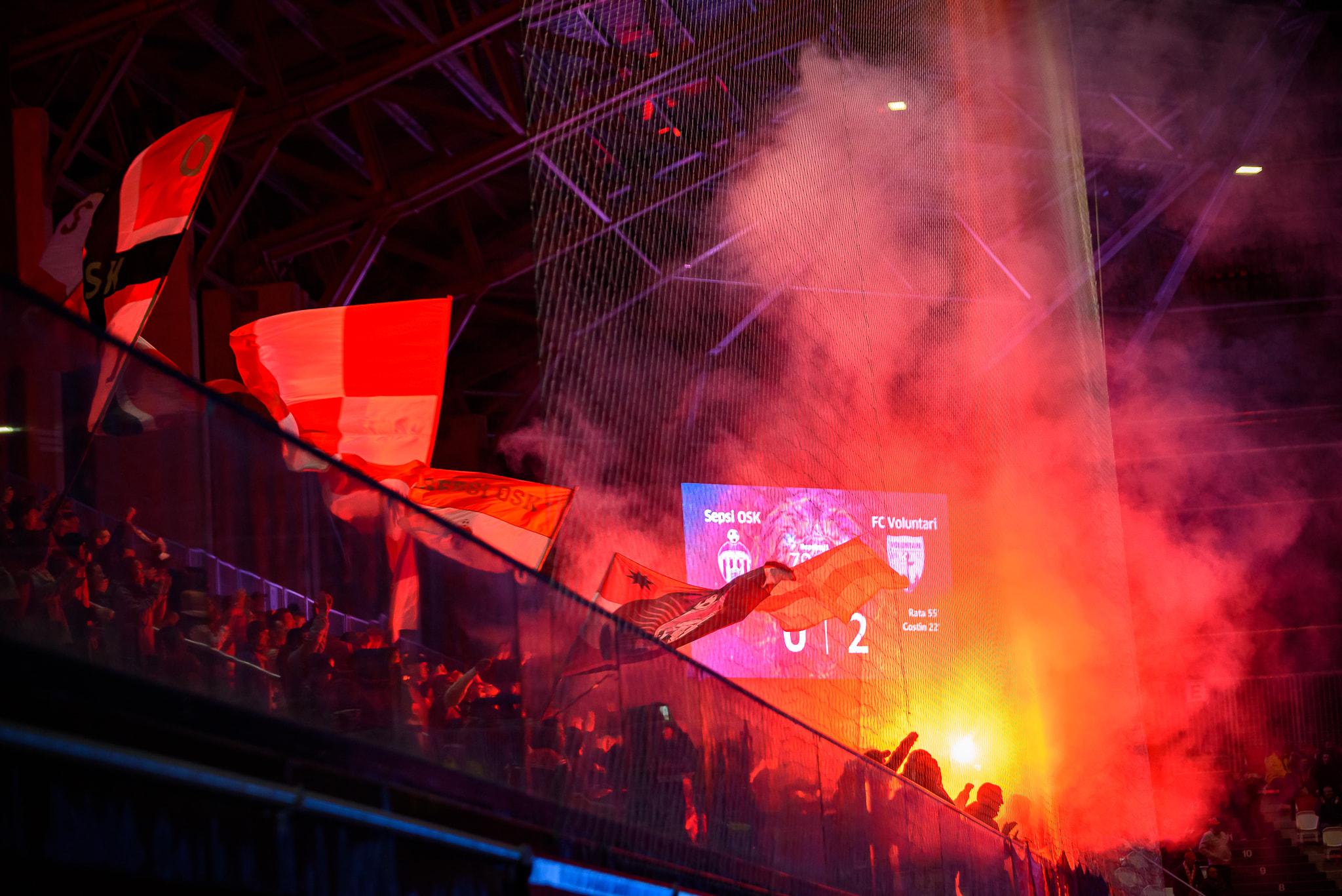 12. Forduló SEPSI OSK 1 - 2 FC Voluntari